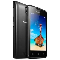 Lenovo Vibe A A1000M Smartphone - Hitam [4GB]