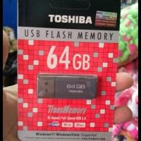 Diskon Flashdisk Toshiba 64Gb Harga Ecer Murah !