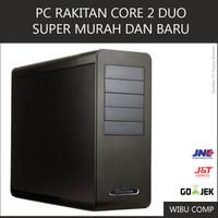 PC Rakitan Core 2 Duo
