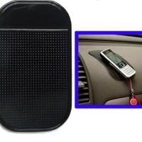 Harga car anti slip mat super sticky pad phone gps mp4 dashboard mobil | antitipu.com