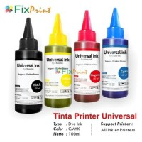 Termurah Berkualitas Tinta Refill Printer Isi Ulang Korea Canon