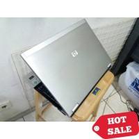 Laptop HP RAM 8GB - Core i5, Merk USA Amerika, Laptop Bekas Silver
