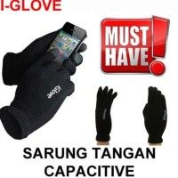 Promo I-Gloves Sarung Tangan Touch Screen Hp Ojek Online - Itouch