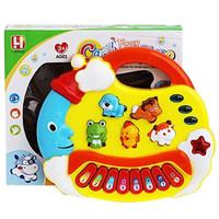 Mainan Anak Bayi Piano Musik Cartoon