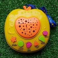 Mainan Edukasi Muslim Apple Quran 6 Tombol