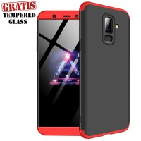 Samsung A6 Plus 2018 Armor 360 Full Cover Baby Skin Hard Case 1442