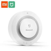 Xiaomi Mijia Smart Fire Alarm Smoke Detector Alat Deteksi Asap