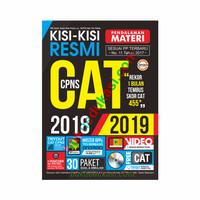 KISI-KISI RESMI PENDALAMAN MATERI CAT CPNS 2018-2019