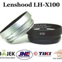 Lenshood Lens Hood LH-X100 For Fujifilm X70 X100 X100S X100F X100T