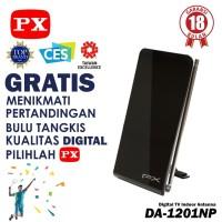 Harga harga promo antena digital tv indoor px da 1201np garansi | antitipu.com