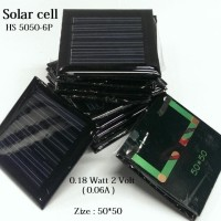Mini Solar Cell HS5050