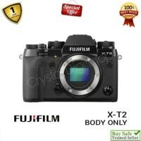 FUJIFILM X-T2 BODY ONLY / FUJIFILM XT2 BODY ONLY