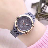 Harga jam fashion michael kors ladies crono off abu | WIKIPRICE INDONESIA