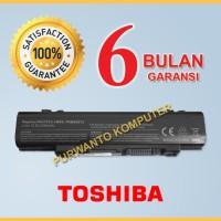 Baterai Laptop TOSHIBA Qosmio F60 F750 F755 - PA3757U-1BRS PABAS213