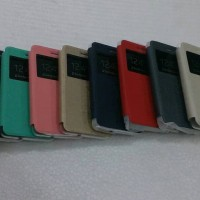 Flipcover UME Andromax R2 E2 Sarung HP Leather Smartfren XTT5336