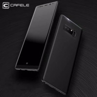Cafele Slim Matte Black Doff Ultrathin Case For Lenovo K6 Power