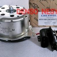 Harga motor extra fan kondensor radiator ac mobil chevrolet spin   Pembandingharga.com