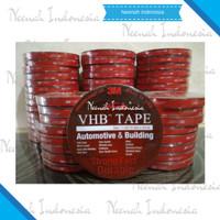 Harga 3m vhb double tape foam otomotif 12 mm x 4 5 m termurah | antitipu.com