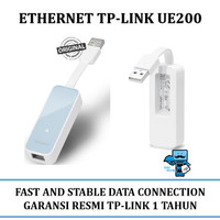 USB to LAN TP-Link UE 200 USB 2.0 to 100Mbps Ethernet Network Adapter