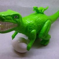Mainan Tyaranosaurus rex T-Rex