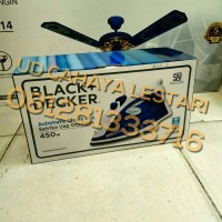 Setrika Listrik Black + Decker AJ2000 Steam Iron Uap Promo Murah Sale