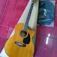Gitar Akustik Elektrik Marfill FC490 Preamp cod Bogor n Murah