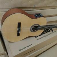 gitar elektrik tuner classic shelby new Berkualitas