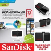 Flashdisk Dual Drive USB OTG 32GB Sandisk