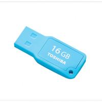Flashdisk Mikawa 16GB (biru) Toshiba