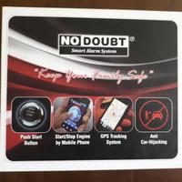 Smart Alarm System / Alarm Mobil NO DOUBT Second