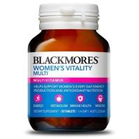 Jual Blackmores Women's Women Womens Vitality Multi Multivitamin Wanita Murah