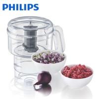Alat Penggiling Blender Gilingan Daging Philips Chopper Pisau Tajam