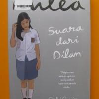 novel Milea suara dari Dilan Pidi Baiq Diskon
