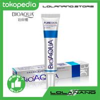 Bioaqua Krim Wajah Anti Acne 30g - Blue