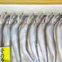"""Shisamo Fish / Ikan Capelin - Jaminan Ikan Gendut"""" & Banyak Telurnya"""