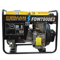 GENSET FIRMAN FDW7800E2 WELDER GENERATOR (GENSET 2 KW)