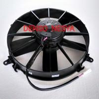 Harga kipas motor extra fan kondensor ac mobil bis bus elf 24v 24   Pembandingharga.com