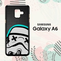 Casing Samsung Galaxy A6 2018 Custom HP Star Wars Troops LI0187