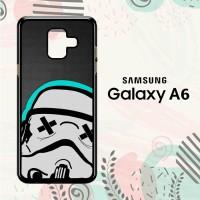 Casing Samsung Galaxy A6 2018 Custom HP Star Wars Troops LI0187