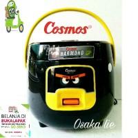 COSMOS RICE COOKER MINI CRJ-6601 0.8LTR PANCI HARMOND DISKON
