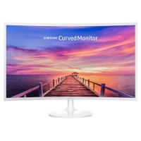 Monitor Samsung LC32F391FWNXZA Curved 32 Inch Monitor LCD LED HDMI+VGA