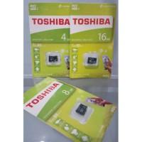 TERMURAH MMC TOSHIBA 16GB SDHC / MICRO SD TOSHIBA 16 GB / MEMORI HP