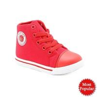 Sepatu Anak Gabino Anneli Red
