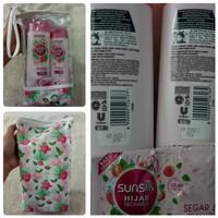 Paket Tas Cantik Sunsilk Hijab Shampo 340 ml + 170 ml + sachet