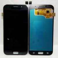 Lcd+TouchScreen Samsung Galaxy A7/A720 Black Ori