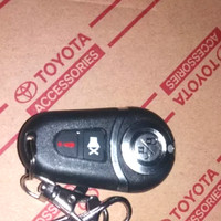Remote alarm avanza old type G original
