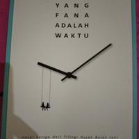 Novel Yang Fana Adalah Waktu (ori)