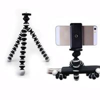 2-in-1 Medium Gorilla Pod Flexible Tripod + Smartphone U Holder