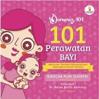 Buku Erlangga Mommy 101 Perawatan Bayi Segala Semua hal merawat bayi