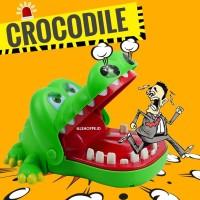 Crocodile Dentist Toys (Mainan gigi taring buaya)